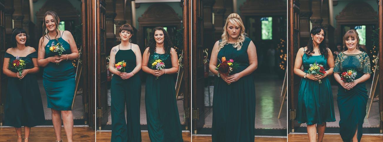 wedding photography pollokshields burgh hall glasgow 0025
