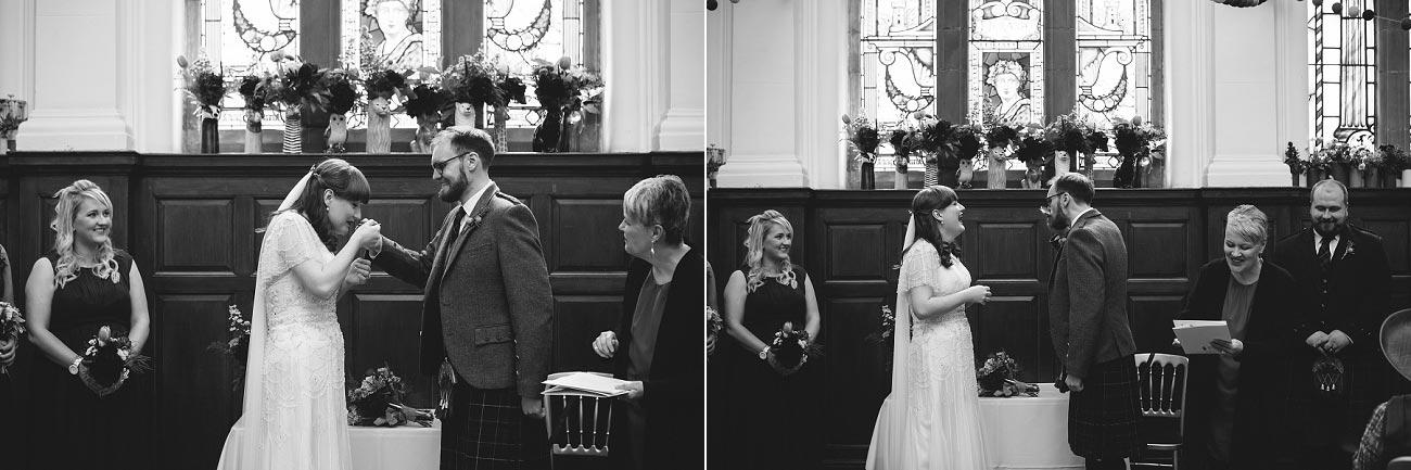 wedding photography pollokshields burgh hall glasgow 0028