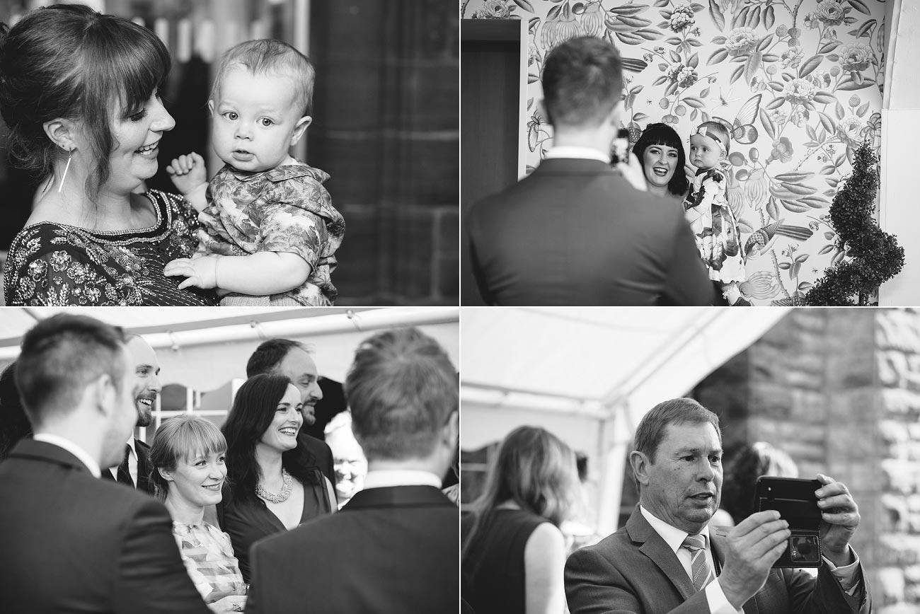 wedding photography pollokshields burgh hall glasgow 0035