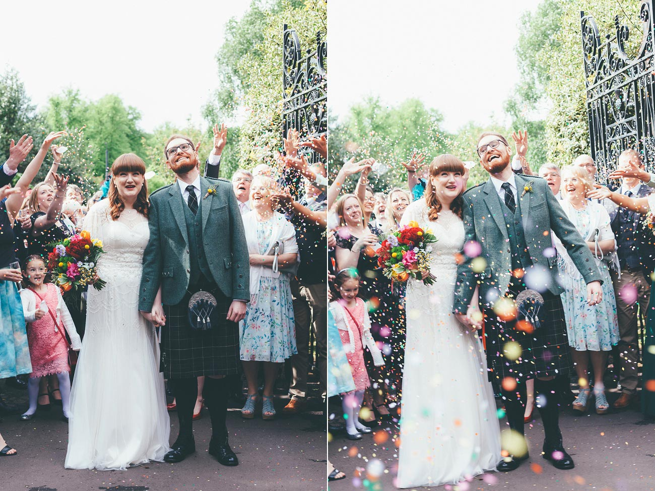 wedding photography pollokshields burgh hall glasgow 0037
