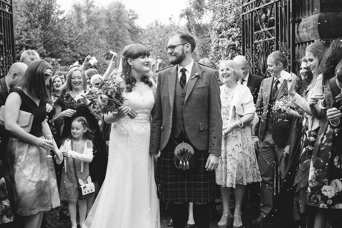 wedding photography pollokshields burgh hall glasgow 0038