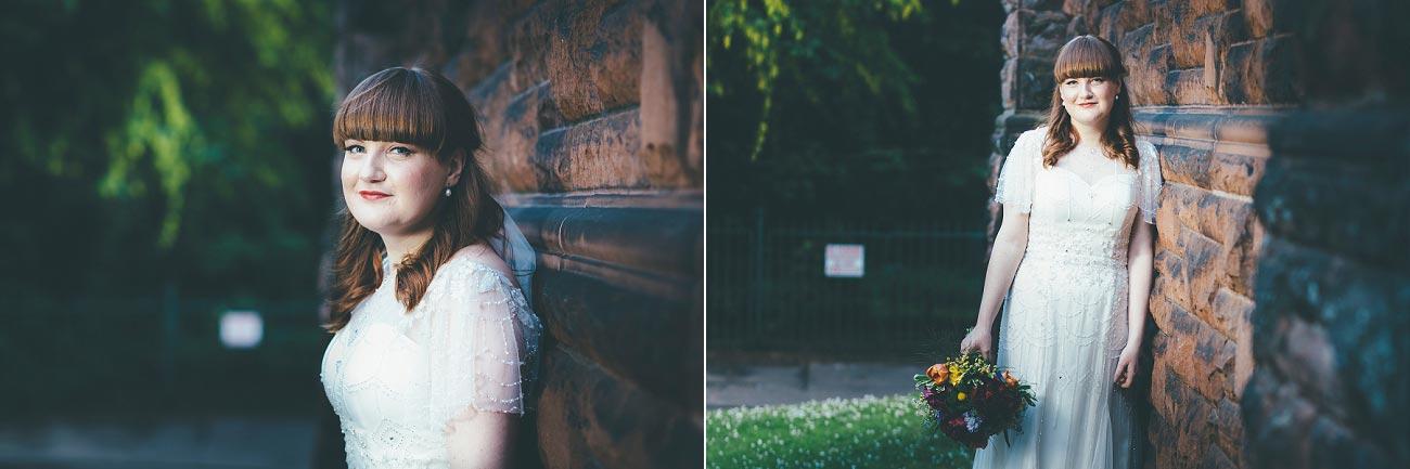 wedding photography pollokshields burgh hall glasgow 0062