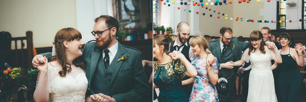 wedding photography pollokshields burgh hall glasgow 0068