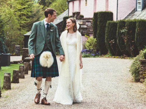 Roman Camp Hotel // Wedding Photography Scotland