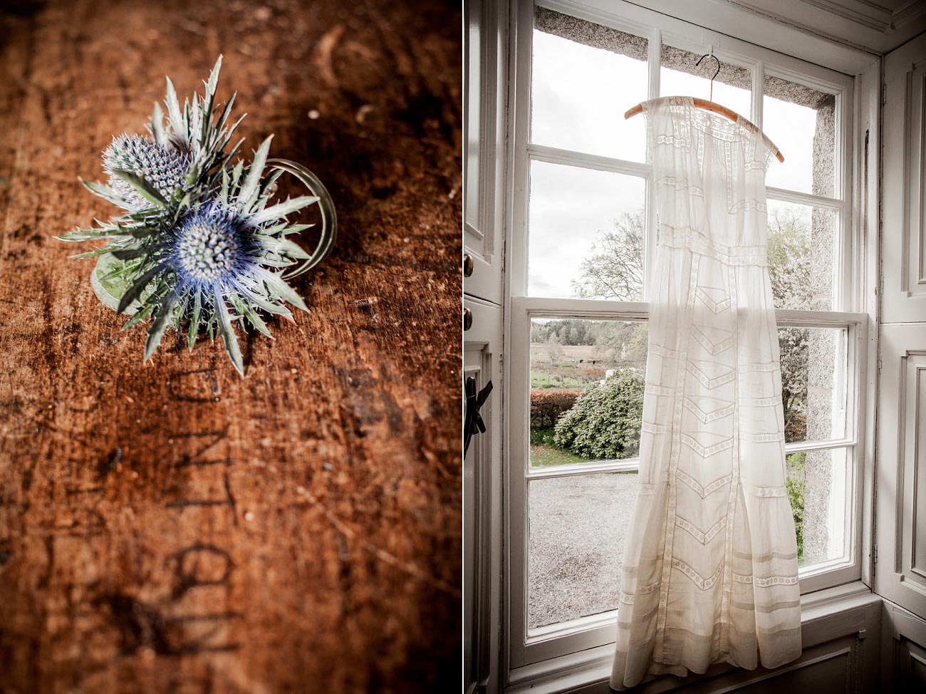 Dell of Abernethy Wedding Photography Cairngorms Details