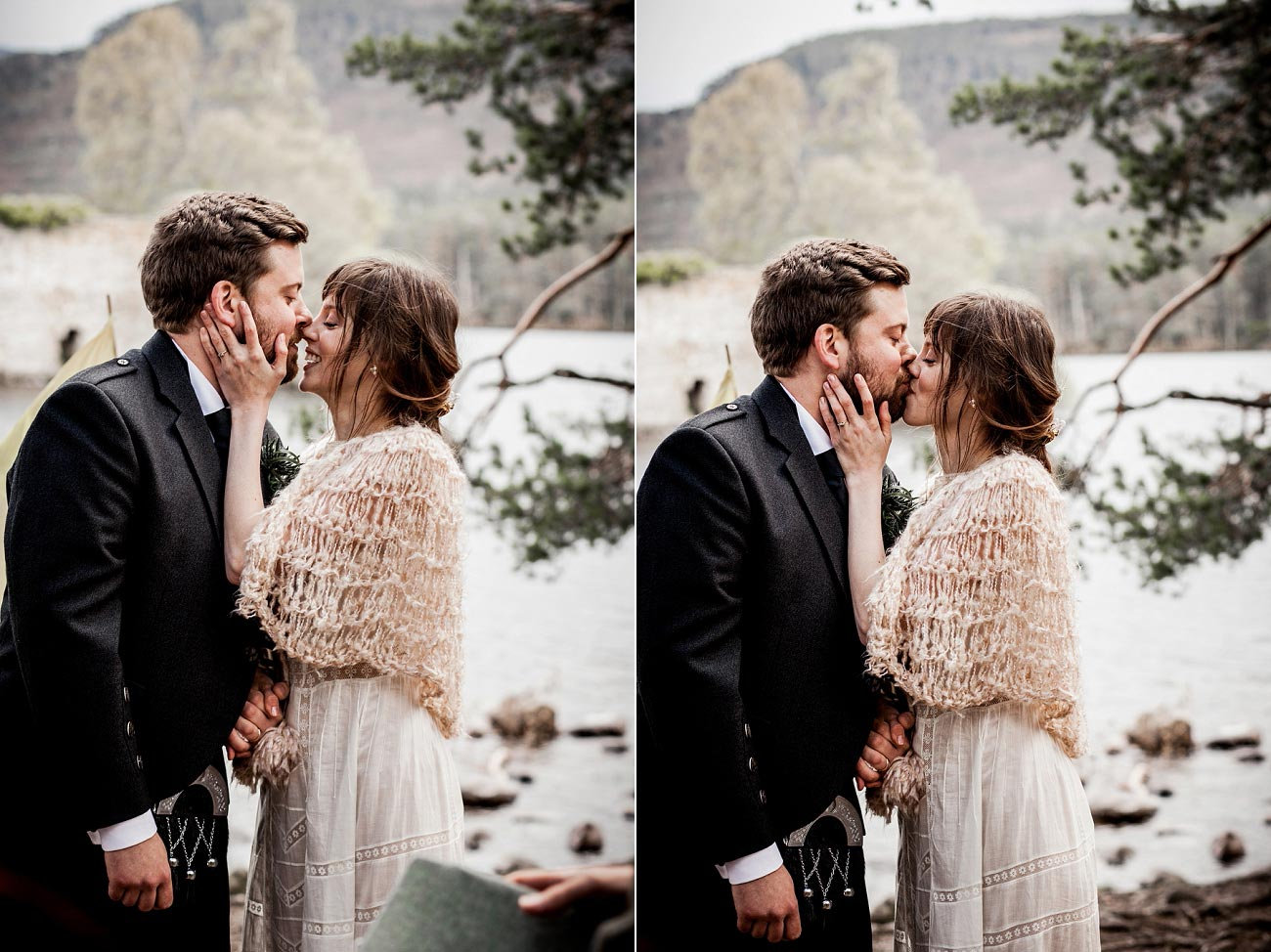 forest wedding photography scotland dell of abernethy cairngorms 0042